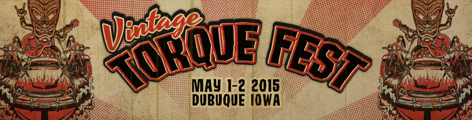 TorqueFest 2015 - Dubuque, IA - May 1-2, 2015