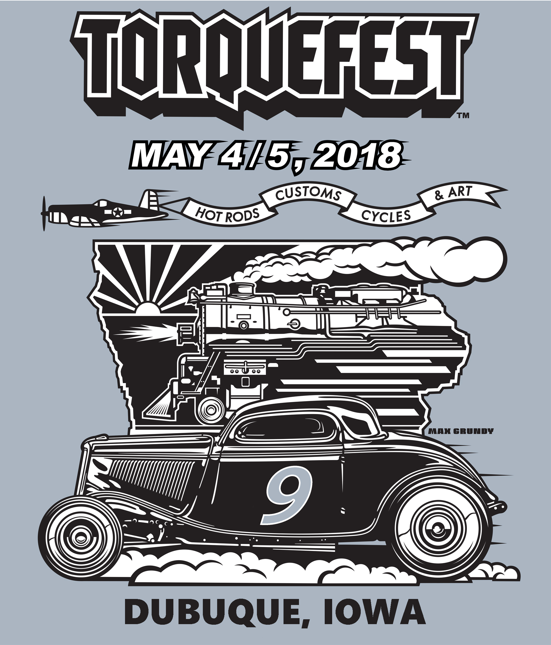 Vintage Torque Fest - The Only Traditional Hot Rod, Custom and ...